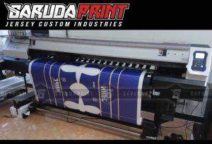 Bikin Jersey Futsal Printing Menggunakan Bahan Berkualitas