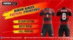 Bikin Kaos Futsal Tangerang Kualitas Nomor Satu