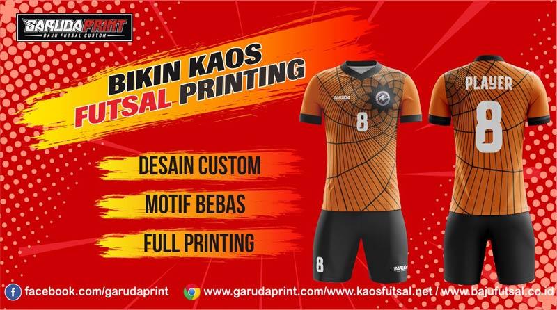 Buat Baju Futsal Full Print