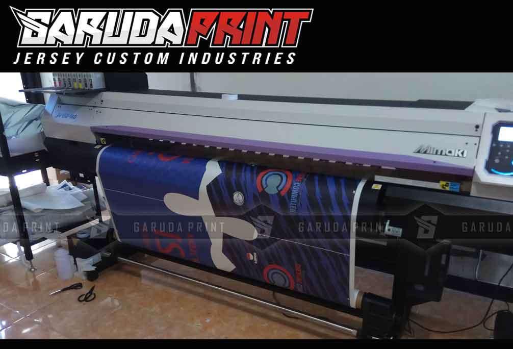 Konveksi Buat Kaos Futsal Printing