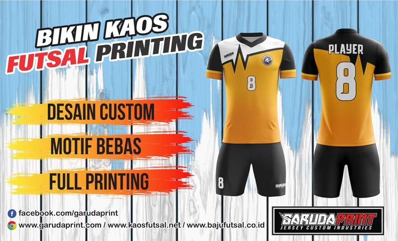 Pembuatan Kostum Futsal Terbaik Di Indonesia