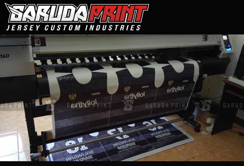 Pusat Konveksi Kaos Futsal Printing Bisa Pesan Online