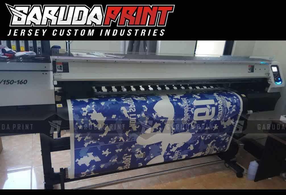 Tempat Bikin Jersey Futsal Full Printing