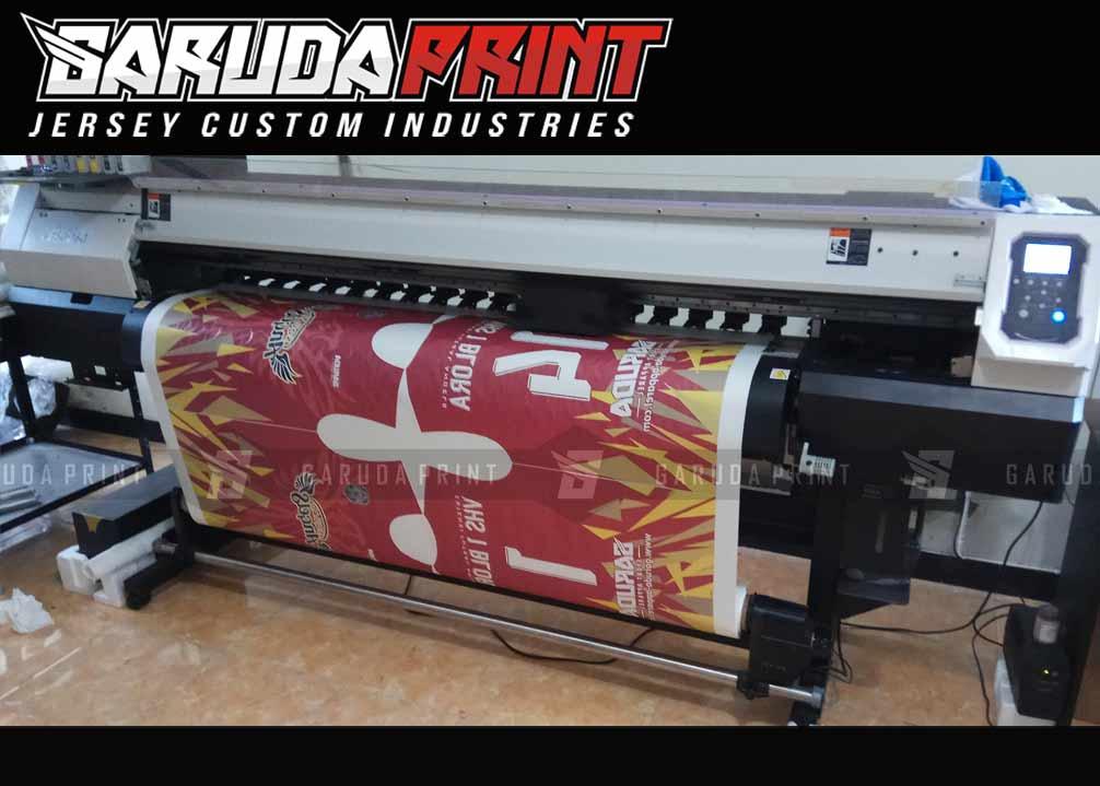 bikin Kostum futsal printing terbaik indonesia