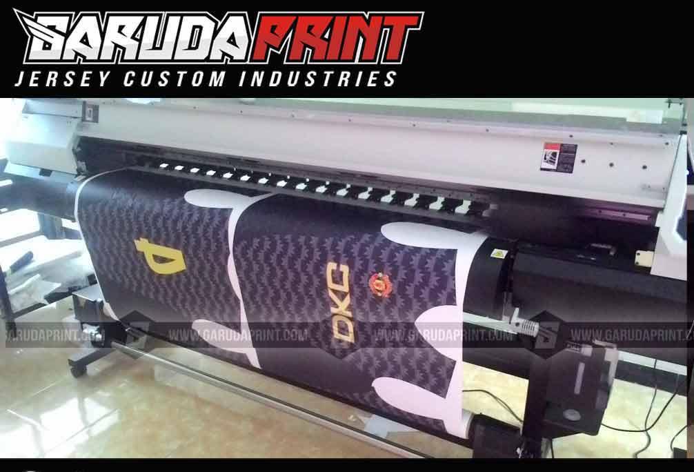 bikin baju futsal Batam printing