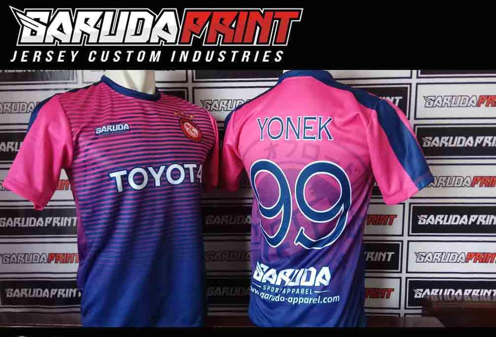 buat baju futsal full print online