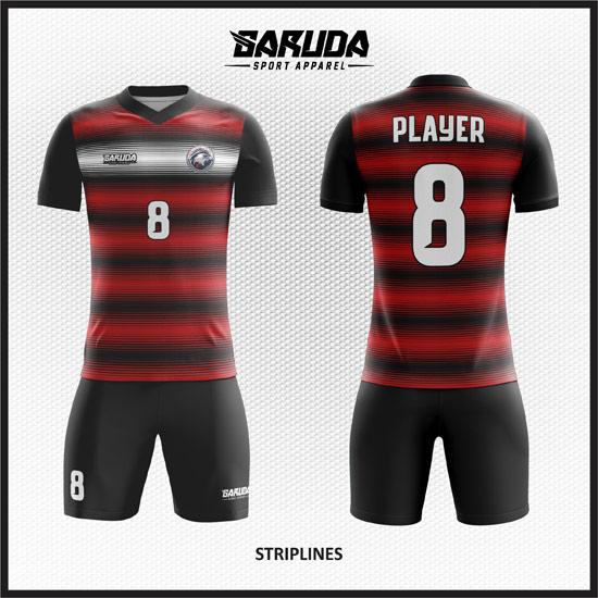 desain baju sepak bola keren