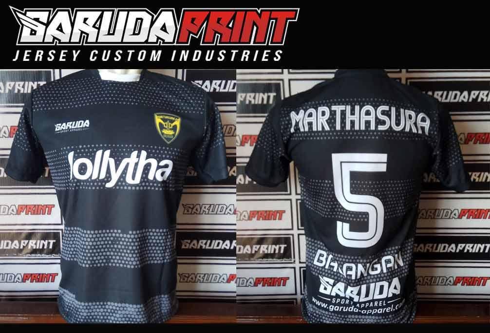 jas Konveksi Kaos Futsal Printing Bisa Pesan Online