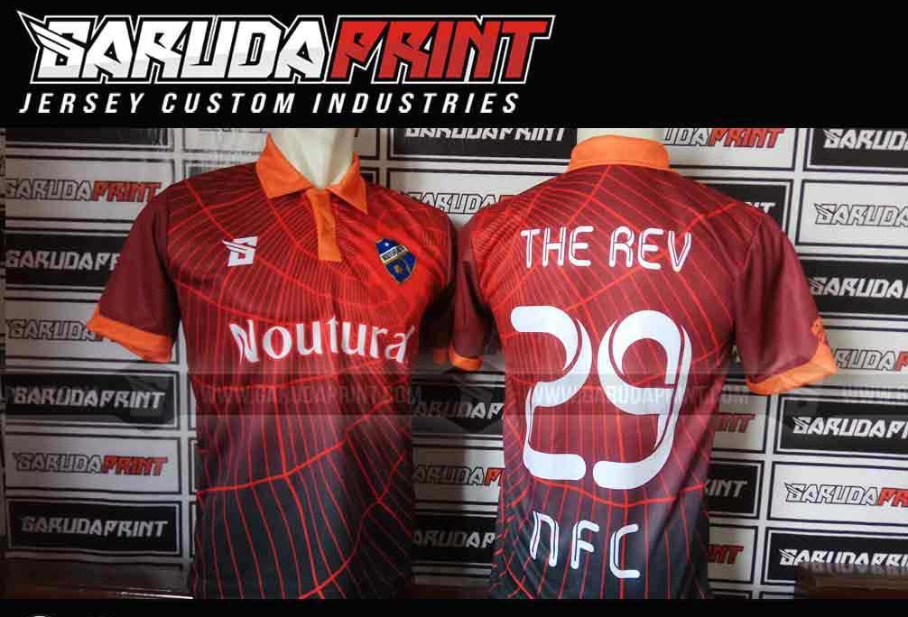 jasa Bikin Baju Futsal di Surabaya