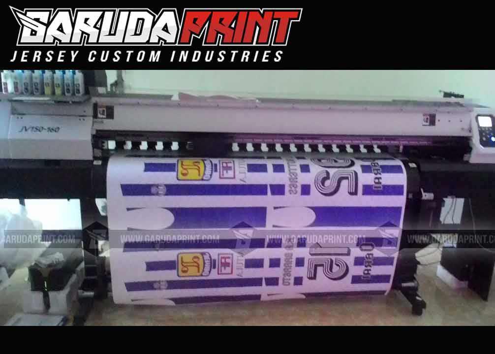 jasa Pembuatan Kostum Futsal Full Print Ya Di Garuda Print