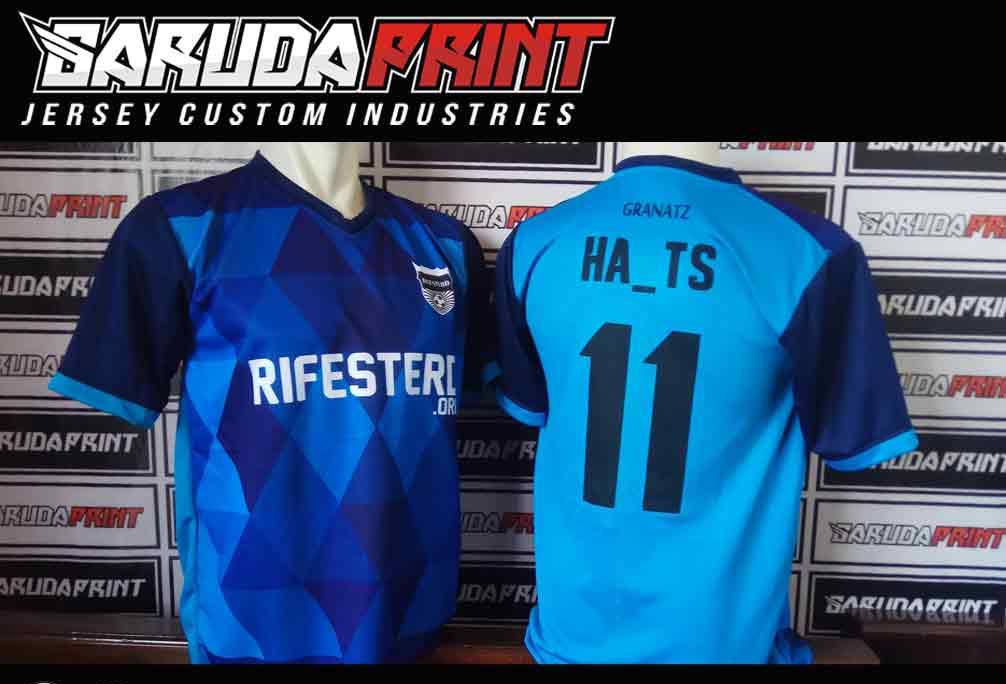 jasa bikin baju futsal printing di jakarta online