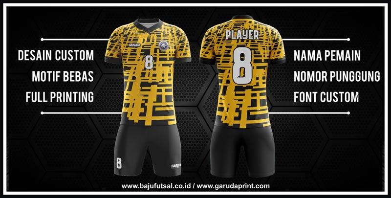 konveksi baju futsal full print