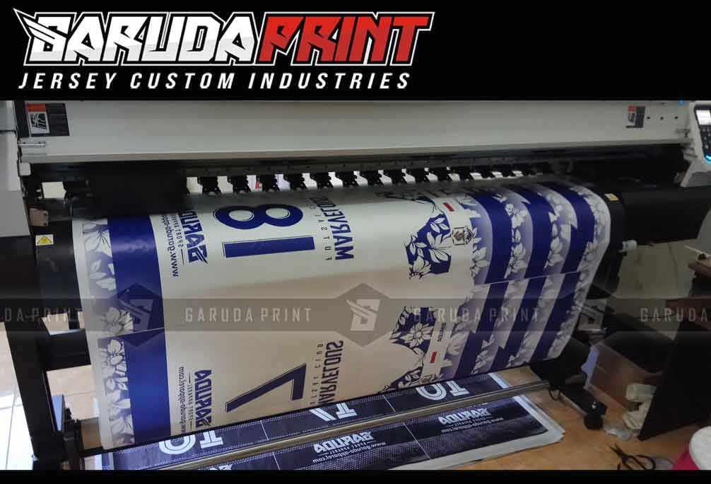 konveksi kostum futsal printing berkualitas
