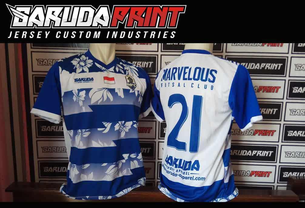konveksi kostum futsal printing online terbaik