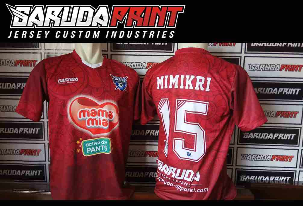 tempat Pembuatan Kaos Futsal Full Print
