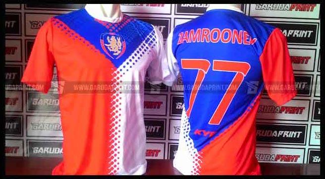vendor Pembuatan Seragam Futsal Printing Di Garuda Print