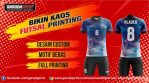 Bikin Baju Team Futsal Desain Terbaik