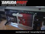 Tempat Bikin Seragam Futsal Printing Terbaik