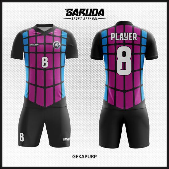 Desain Baju Bola Sendiri Online motif keren