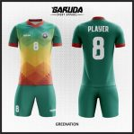 Desain Jersey Futsal yang Bagus Untuk Team