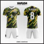 Desain Baju Bola Atau Futsal Paling Modern dan Keren