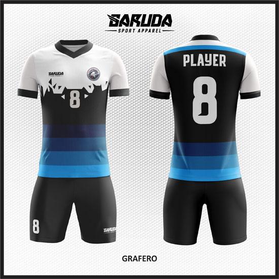 Gambar Desain Baju Bola Terlengkap | Garuda Print