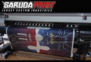 Konveksi Kostum Futsal Teknologi Modern Printing Sublim