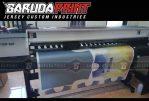 Pembuatan Kostum Futsal Printing