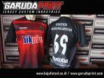 Bikin Baju Futsal Untuk Komunitas / Fans Club Bola Di Indonesia