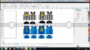 Bikin Kaos Futsal Desain Sendiri