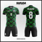 Desain Kaos Futsal Kiper Terbaik