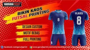 Bikin Baju Futsal Batam dengan Desain dan Kualitas Unggul