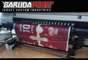 Pembuatan Kaos Futsal Full Print