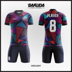 Desain Kaos Bola Futsal Printing Tampil Stylish Dan Keren