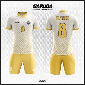 Desain Jersey Futsal Printing Motif Etnic Yang Elegan