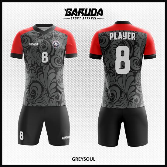 Desain Jersey Bola Futsal Printing Motif Batik Klasik Yang Unik